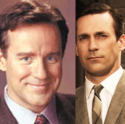 Phil Hartman vs. Don Draper